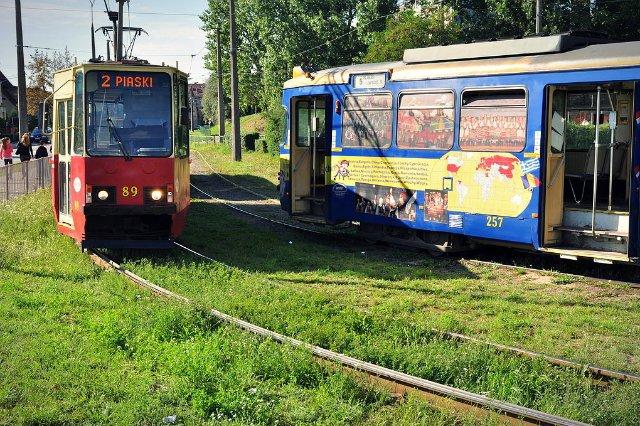 W ramach polityki spójności Polska otrzymała bowiem 3 mld euro na rozwój sieci tramwajowych