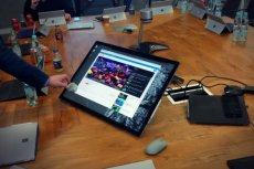 Surface Studio to urządzenie przeznaczone dla grafików i rysowników