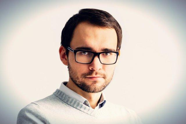 Rafał Tomasiak, CEO Zortraxa