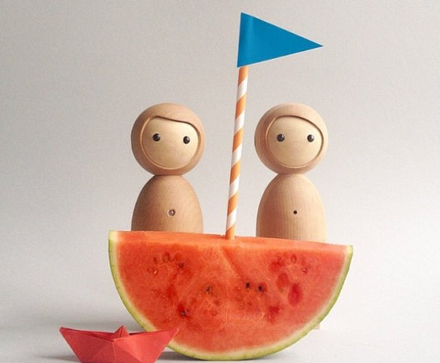 Zabawki zostały tak zaprojektowane, by pobudzały wyobraźnię dziecka