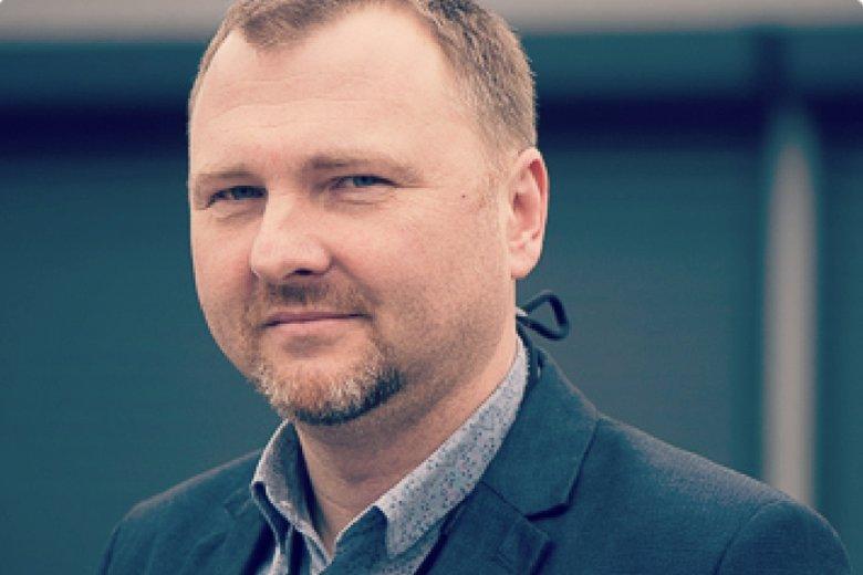 Tomasz Łempiński, współtwórca TIMATE.