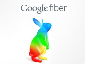 Logo usługi Google Fiber