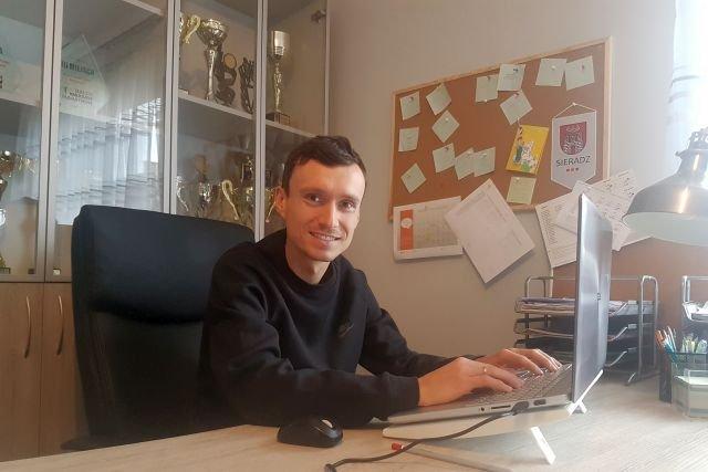 Artur Kozłowski jako informatyk i szef własnej firmy
