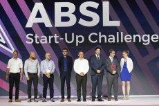 Finaliści tegorocznej, 3. edycji ABSL Startup Challenge. Wygrał zespół Shelfwise