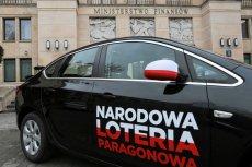 Strona Narodowej Loterii Paragonowej wyświetlała treści pornograficzne