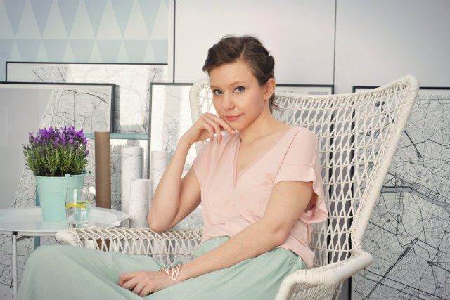 Dla swoich map Ula Jurkowska zdecydowała się porzucić pracę w korporacji