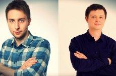 Chociaż różnią się podejściem do życia, Bartek Jędrychowski i Damian Sikora już od dzieciństwa stanowią zgrany zespół.