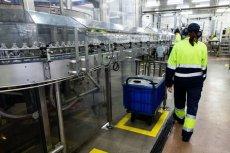 Produkcja w Polsce spadła w kwietniu o ponad 21 proc.