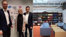 Biblioteka Publiczna m.st. Warszawy jest oficjalnym patronem aplikacji Nextplease.app.