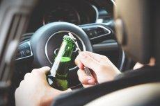 W teorii można nawet pić alkohol za kierownicą