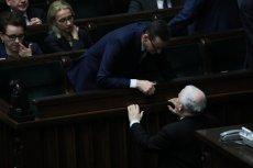 Na opublikowanych w ostatnich miesiącach nagraniach pojawiają się i premier Mateusz Morawiecki i prezes PiS, Jarosław Kaczyński.