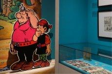 Kajko i Kokosz pojawili się w krakowskim Muzeum Narodowym na wystawie Teraz Komiks.