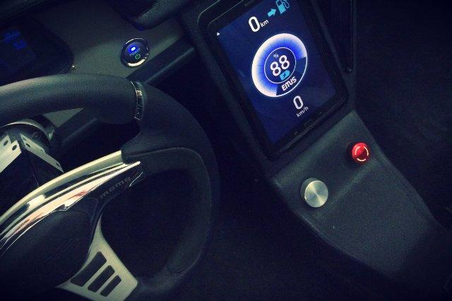 Hydrocar to innowacyjny samochód na wodór stworzony przez polskich inżynierów.