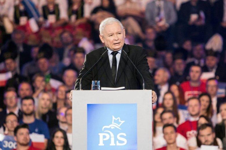Przedsiębiorcy bojąsię obietnic Jarosława Kaczyńskiego.