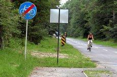 Ścieżki rowerowe. Wiele gmin dostało sporo środków europejskich na budowę ścieżek rowerowych. Ale robiły je bez pomyślunku.