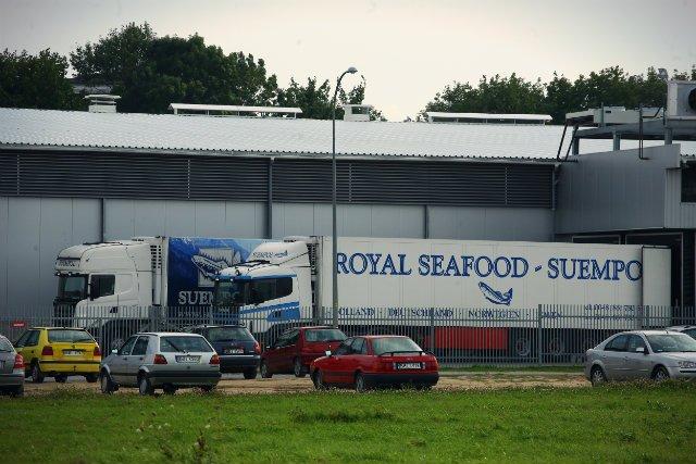 Należący do Suempolu zakład przetwórstwa ryb jest drugim co do wielkości w całej Europie