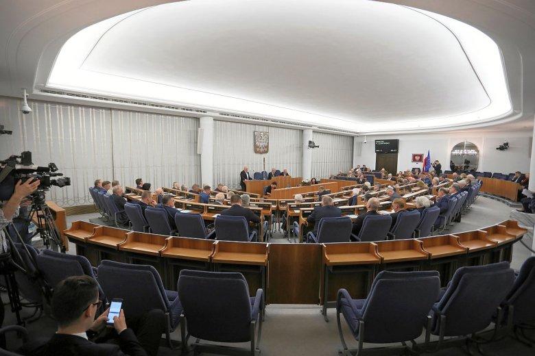 W Senacie zamontują system do automatycznego sporządzania stenogramów