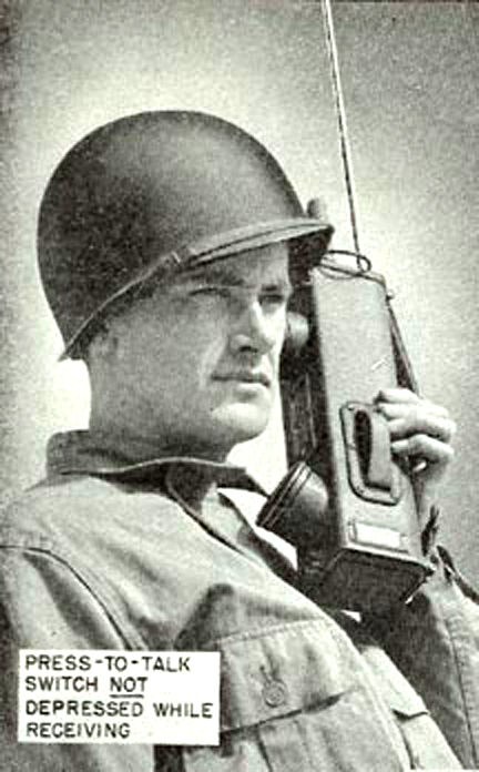 Radiotelefon SCR536