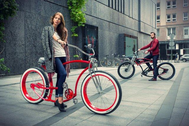 Adam Zdanowicz stworzył start-up MAD Bicycles, który konstruuje rowery na indywidualne zamówienie klientów.