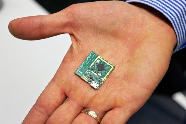 W oparciu o takie chipy, doktor Iwanicki chce zbudować sieć tysiąca urządzeń, które będą się komunikować