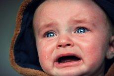 Cóż, jeśli dziecko uzna, że nie jesteś ładny, zaczyna płakać.