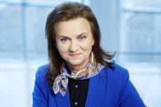 Prof. Uścińska twierdzi, że, dzięki pracy wynajętych ekspertów udało się zaoszczędzić nawet 700 mln złotych.