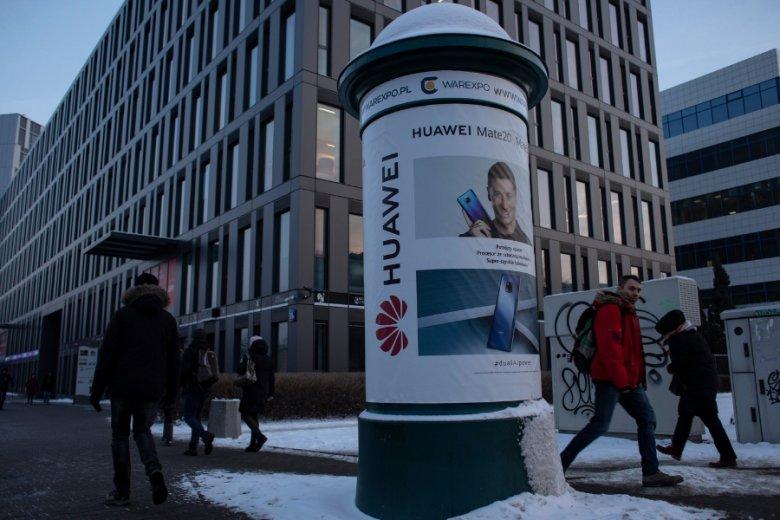 W ciągu kilku tygodni rząd ma wydać rekomendację dotyczącą dalszych losów firmy Huawei na polskim rynku.