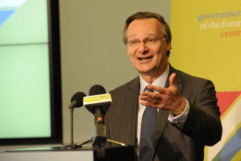 Pierre Nanterme – prezes Accenture.