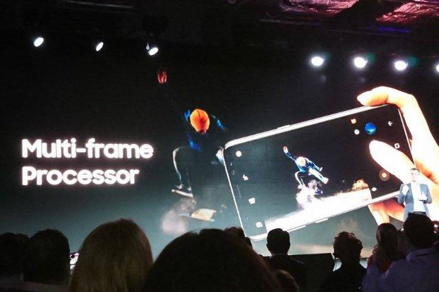 Premiera nowych smartfonów Samsunga w Londynie.