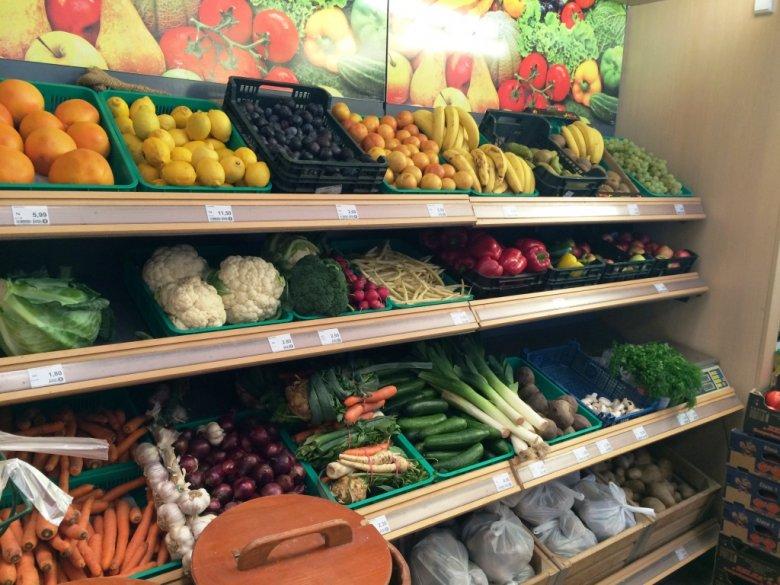 Kategoria warzywa i owoce