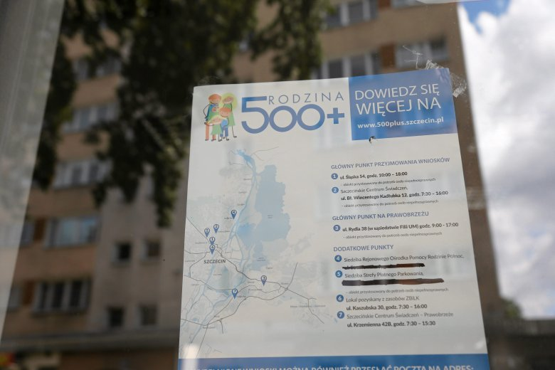 Program 500 złotych na każde dziecko nie zostanie zamieniony na 500 złotych dla każdego