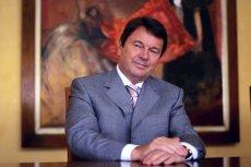 Zbigniew Jakubas - szef Rady Nadzorczej Mennicy Polskiej i jeden z najbogatszych Polaków.