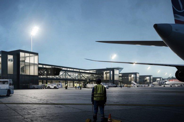 W ramach przygotowań do realizacji Planu Generalnego władze lotniska pokazały wizualizacje przyszłych obiektów.