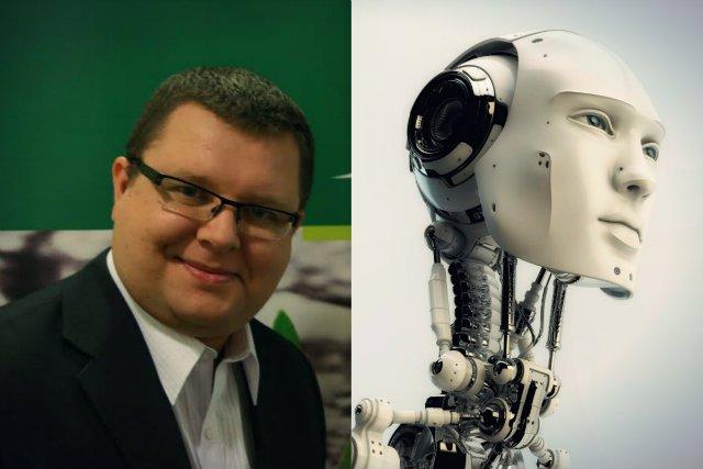 Wirtualnego robota nie da się przedstawić na obrazku, SmartMedia używa więc do tego celu przemawiających do wyobraźni wizualizacji