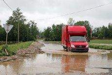 W Polsce przez ostatnie dni miało miejsce wiele podtopień i powodzi.