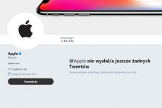 Wzrok was nie myli - Apple nie obserwuje nikogo na Twitterze, nie wysłało też ani jednej wiadomości. Nigdy.