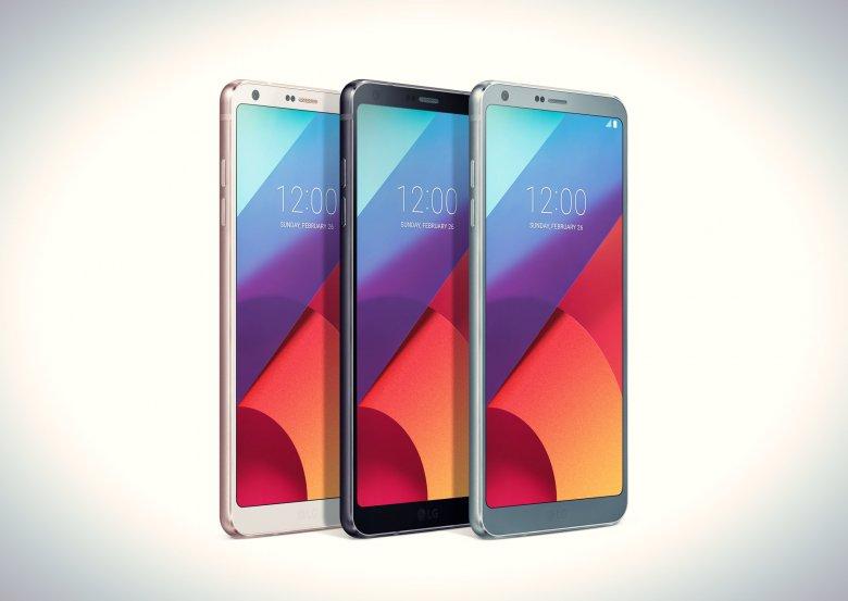 Tak wygląda LG G6