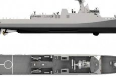 Tak będą się przedstawiać najnowsze nabytki Marynarki Wojennej.
