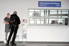 Z lotniska w Radomiu nie latają żadne rejsowe samoloty