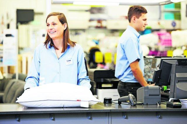 Pracownicy polskich sklepów JYSK mają powód do zadowolenia.