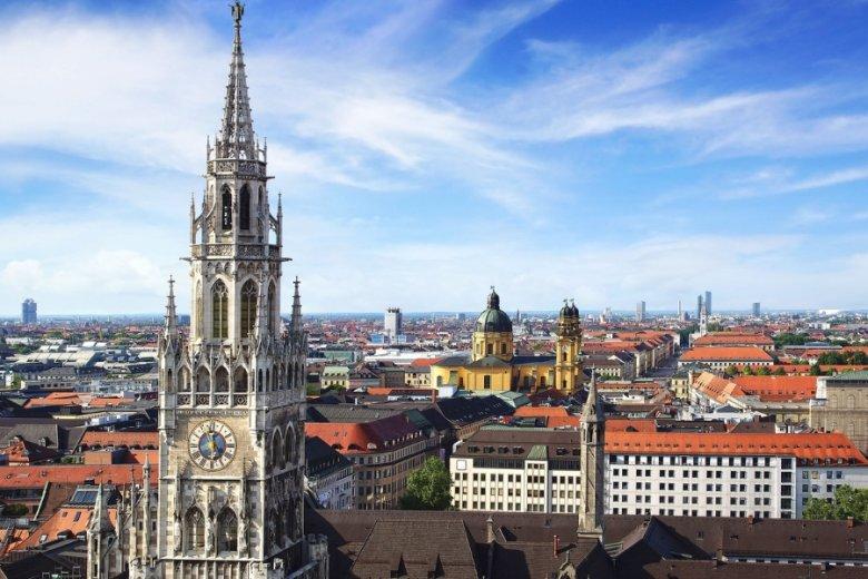 Zanim Monachium stało się symbolem prosperity, było matecznikiem nazistów.