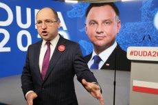 Jak zapowiedział Adam Bielan, podczas wizyty w USA ubiegający się o reelekcję prezydent Andrzej Duda ma ogłosić nową, dużą inwestycję amerykańską w Polsce.