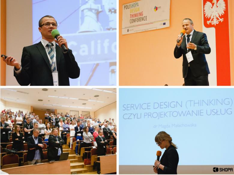 Polishopa Design Thinking Conference Bydgoszcz 2014