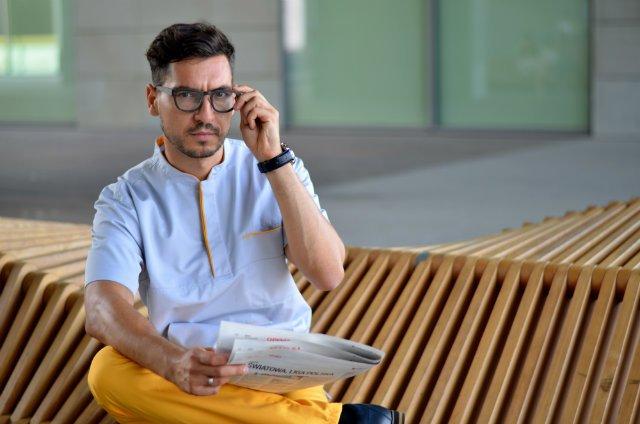 Marco Tomassi wśród klientów ma na razie indywidualnych lekarzy i prywatne kliniki.