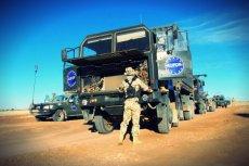 Pojazd Wojskowy Jelcz. Spółka Jelcz jest własnością Huty Stalowa Wola