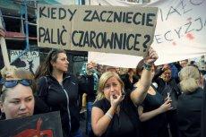 Polskie kobiety coraz chętniej wychodzą na ulicę w obronie swoich praw