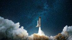 Udana misja załogowa na Falcon 9 przybliża ludzkość do komercyjnych lotów w kosmos. (zdjęcie poglądowe)