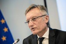 Marek Prawda ostrzega, że koszty nieobecności Polski w strefie euro będą rosnąć.