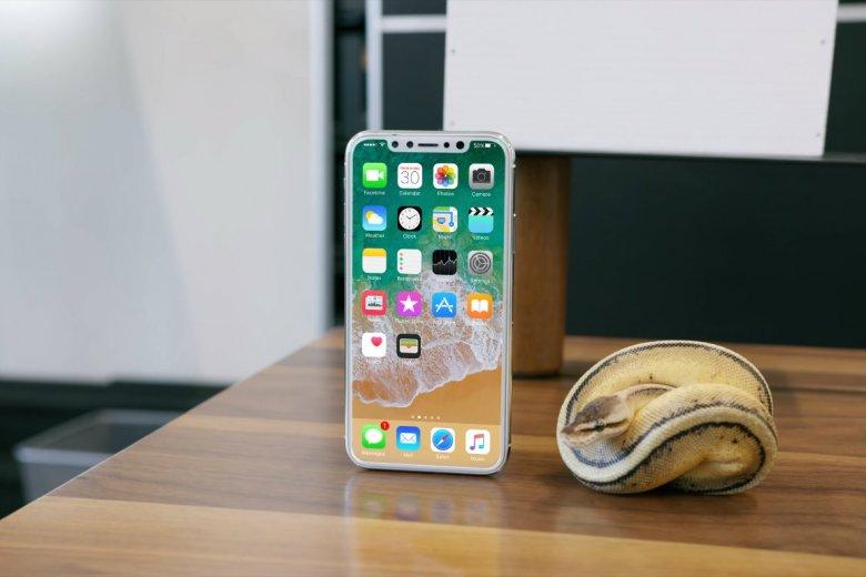 Najnowszy iPhone będzie miał nazwę iPhone X
