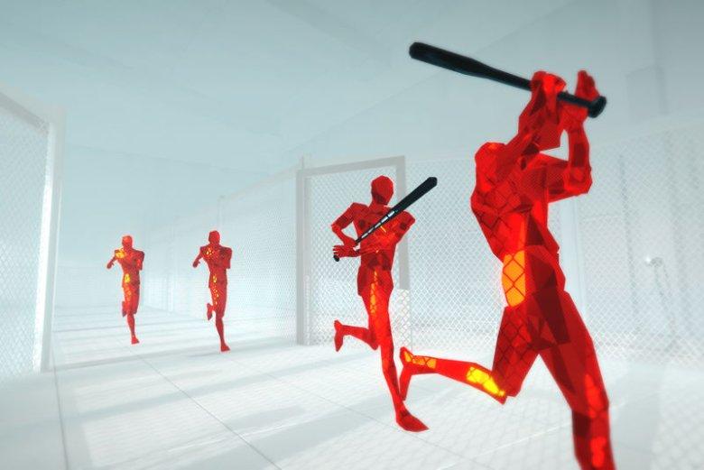 """""""Superhot"""" to najnowszy hit polskiej branży gier wideo."""